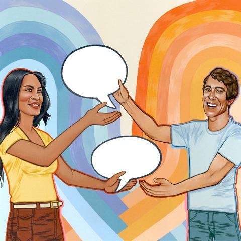 Техники малого разговора 1) цитирование партнера (ссылки на ранее сказанное п